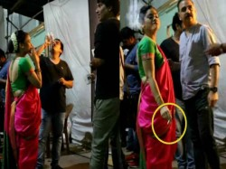 Sumona Chakravarti Caught Smoking