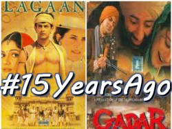 Years Ago Lagaan Gadar Had Major Fight At The Box Office