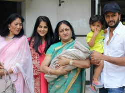 Genelia Riteish Their Newest Member The Family