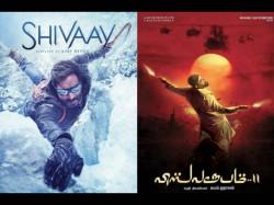 Shivaay Clash With Kamal Haasan Viswaroopam