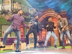 Great Grand Masti Team On The Kapil Sharma Show
