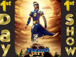 A Flying Jatt Film Review Live Audience First Day First Show