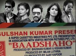 Ajay Devgn S Baadshaho Kickstarts The Shoot
