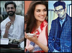 Kriti Sanon Ayushmann Khurrana Rajkummar Rao Team Up Romance