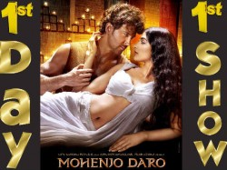Mohenjodaro Film Review First Day First Show Fan Reactions Live