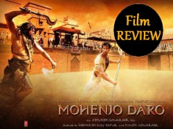 Mohenjodaro Movie Review Hrithik Roshan Pooja Hegde