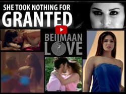 Sunny Leone Beimaan Love Official Trailer Extended Version