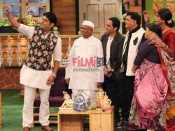 Anna Hazare The Kapil Sharma Show