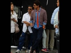 Shahrukh Khan Wrap Up The Ring First Schedule