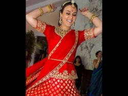 Marriage Pics Of Bollywood Actress Preity Zinta And Gene Goodenough