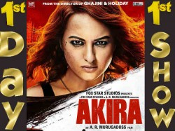 Akira Film Review Live Audience First Day First Show