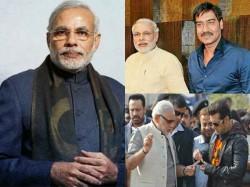 Bollywood Stars With Pm Narendra Modi See Pics