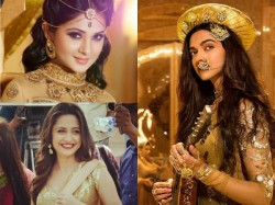 These Actress Can Play Good Role Of Mastani In Bajirao Mastani Serial