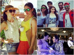 Kareena Kapoor Pics With Saif Ali Khan And Family