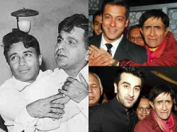 Rare And Unseen Pics Of Dev Anand With Bollywood Stars