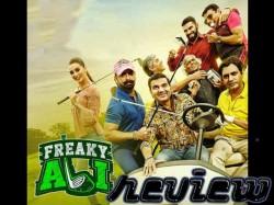 Freaky Ali Film Review Nawazuddin Siddiqui Sohail Khan