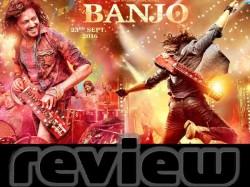 Banjo Film Review Ravi Jadhav Riteish Deshmukh Nargis Fakhri