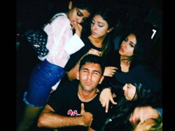 Navya Naveli Hot Avatar In Latest Party Pics
