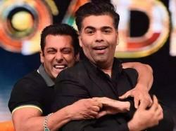 Karan Johar On Salman Khan Kuch Kuch Hota Hai