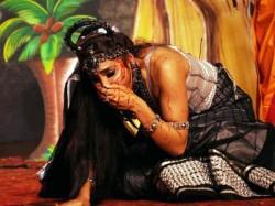 Sofia Hayat Played Role Of Surpanakha In Ram Leela Red Fort Delhi