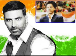 Did Akshay Kumar Replace Shahrukh Khan Not Once But Twice