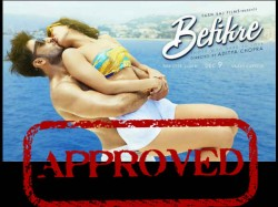 Befikre Passed By Censor Board With 12 Bold Kisses Intact