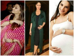 Bollywood Actresses Who Looked Stunning With Baby Bump