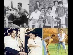 Salman Khan Father Salim Khan Rare Pics On His Birthday