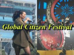 Global Citizen India Festival 2016 Bollyood Stars Performance