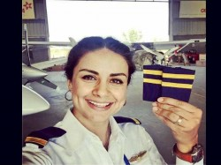Gul Panag Is Now A Pilot
