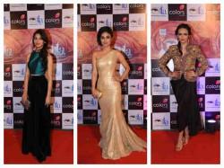 Television Actresses Hot Sizzling Avatar Ita Awards