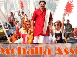 Sunny Deol S Leaked Mohalla Assi Download Does Not Affect Release