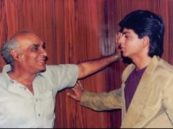 I Can T Make Film For Shahrukh Khan Said Yash Chopra