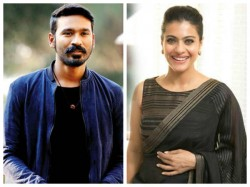 Kajol To Work With Dhanush In Velai Illa Pattadhari