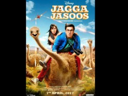 First Poster Jagga Jasoos Is Out