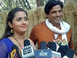 Bhojpuri Movie Cheer Haran Shooting Start In Mumbai