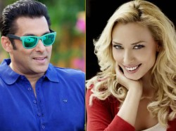 Salman Khan Launch Lulia Vantur As Pop Singer In India