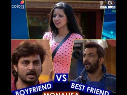 Bigg Boss 10 Latest Update Monalisa S Boyfriend Confronts Manu Priyanka Jagga Kids Enter The House