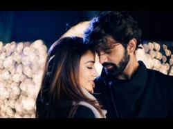 Romantic Photo Shoot Barun Sobti Surbhi Jyoti Web Series Tahaiyan