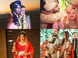 Sanaya Irani Divyanka Kishwer Merchant Meet These Popular Tv Actresses Who Tied Knot In