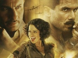 Rangoon Movie Gets U A Certificate By Cbfc