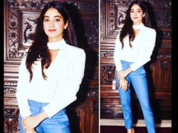 Jhanvi Kapoor Latest Pics Shows She Is Already A Star