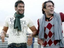 Ajay Devgn Writes An Emotional Letter To Salman Khan Pleads Shelve His Film