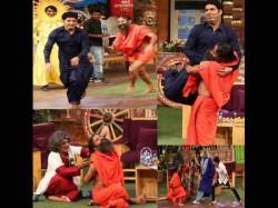 Baba Ramdev Appear On Kapil Sharma Show