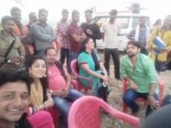 Bhojpuri Movie Radhe Rangeela S Shotting Start Silvassa