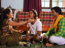 Om Kumar Be Appear Bhojpuri Movie Cheer Haran