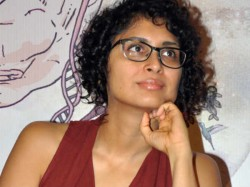 Kiran Rao Will Sing For Aamir Khan S Campaign