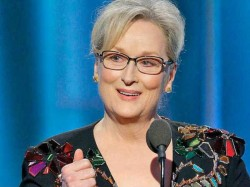 Meryl Streep Bashes Donald Trump Her Golden Globes Speech