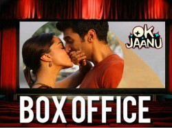 Ok Jaanu Box Office Collection Weekend Collection