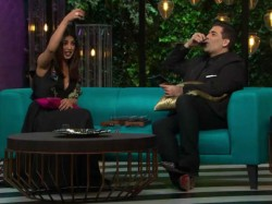 From Phone Sex To Kissing An Ex Priyanka Chopra Bares All On Koffee With Karan
